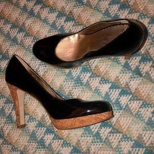 Black Jessica Simpson Heels